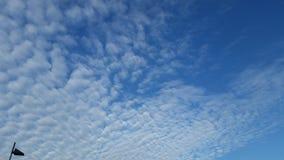 Skyen är begränsa Royaltyfri Bild