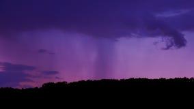 skyfall Royaltyfri Foto