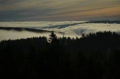Skyfall Fotos de archivo