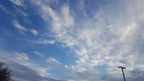 Skyfall Στοκ Φωτογραφίες