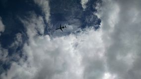 Skyhögt Arkivfoto