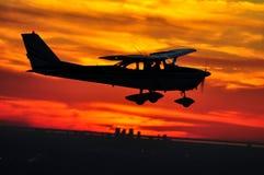 Skyhawk Imagen de archivo libre de regalías