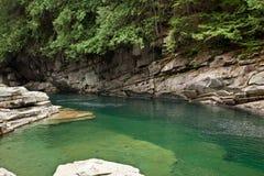 skykomish реки Стоковое Фото