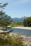 Skykomish river Stock Photography