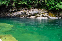 Skykomish River Stock Images