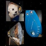 Skylab Command Module Royalty Free Stock Image