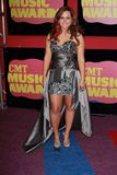 Skylar Laine at the 2012 CMT Music Awards, Bridgestone Arena, Nashville, TN 06-06-12 Royalty Free Stock Images