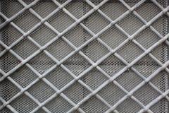 skylight сети утюга рамки старый нанесённый Стоковое Фото