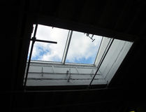 Skylight Royalty Free Stock Photo