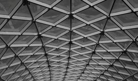 Skylight ceiling Stock Photography