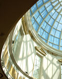 Skylight dome Royalty Free Stock Images