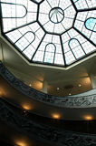 Skylight at Rome Guggenheim - Museum Interior Royalty Free Stock Photos