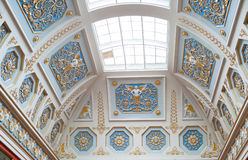 Skylight in Hermitage Royalty Free Stock Images