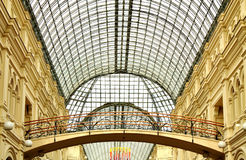 Skylight of the large building Royalty Free Stock Photos