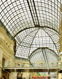 Skylight of the large building Royalty Free Stock Photo