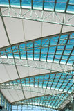 Skylight of a Mall. Shot taken from a Mall in Bahrain Stock Photography