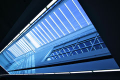 skylight okno obraz stock