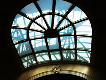 Skylight Patterns Royalty Free Stock Photos