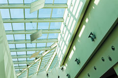 Skylight window Royalty Free Stock Images