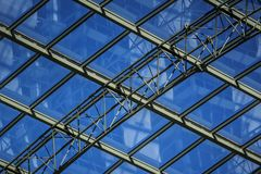 Skylight window Royalty Free Stock Photos