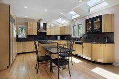 skylights кухни стоковые фото