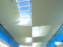 Skylights Royalty Free Stock Images