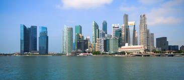 Skylike Singapore Royalty Free Stock Photos