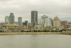 Skyline 1 de Montreal Imagem de Stock Royalty Free
