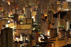 Skyline Lizenzfreies Stockbild