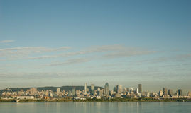 Skyline 2 de Montreal Fotos de Stock Royalty Free