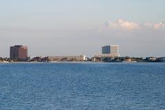Skyline 2 Tampa-Florida Stockfotos