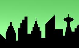 Skyline Stock Image
