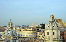 Skyline 3 de Roma Imagem de Stock Royalty Free