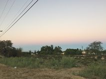 Skyline Stockbild