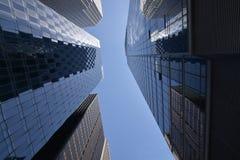 Skyline Imagens de Stock Royalty Free