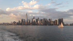 Skyline Lizenzfreie Stockfotografie