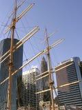 Skyline 8 de New York Imagens de Stock