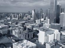 Skyline foto de stock