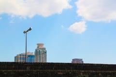 Skyline Imagens de Stock