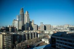 Skyline Stockfoto