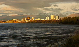 Anchorage, Alaska Stock Photos