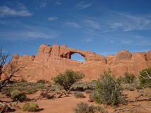 Skyline Arch Stock Photos