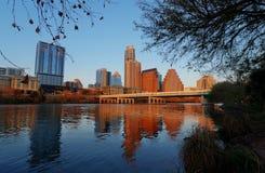 Skyline Austin-Texas Lizenzfreie Stockbilder