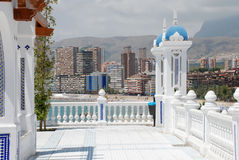 Skyline Benidorm Royalty Free Stock Photos