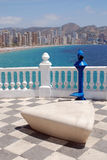 Skyline Benidorm Royalty Free Stock Images