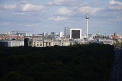 Skyline Berlin Stockfotografie