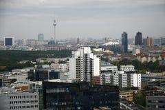 Skyline Berlin Royalty Free Stock Photography