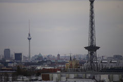Skyline Berlin Stock Photos