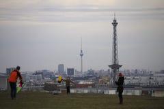 Skyline Berlin Stock Images
