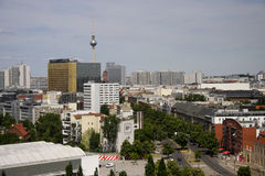 Skyline Berlin Royalty Free Stock Photography